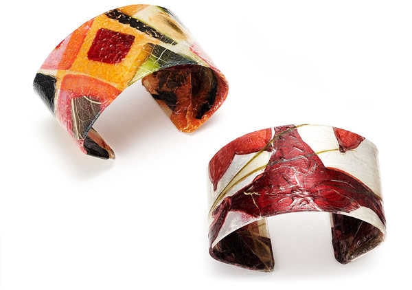 Vegetable Cuffs - UncommonGoods