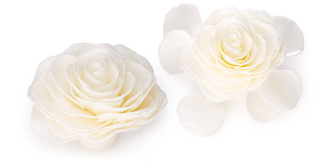 Gardenia Soap Flower - UncommonGoods