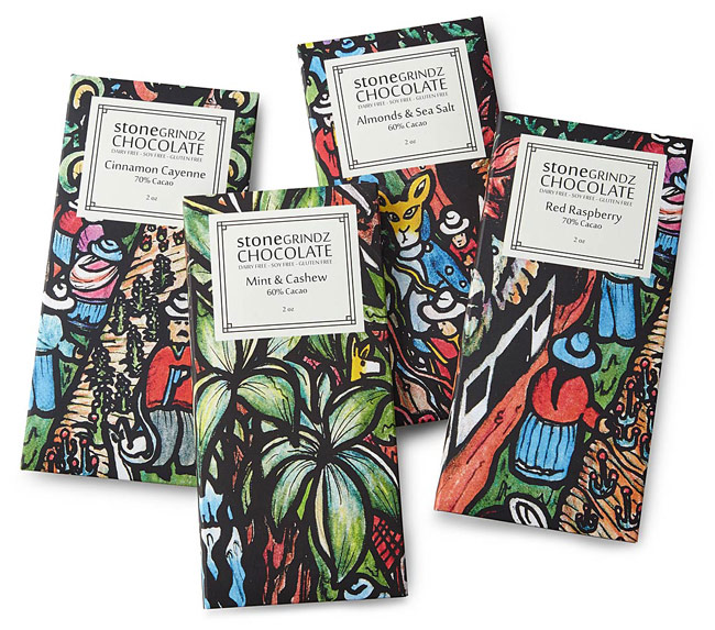 Craft Chocolate Inclusion Bars - UncommonGoods