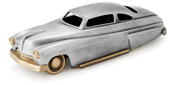 Hot Rod Car Sculpture | UncommonGoods