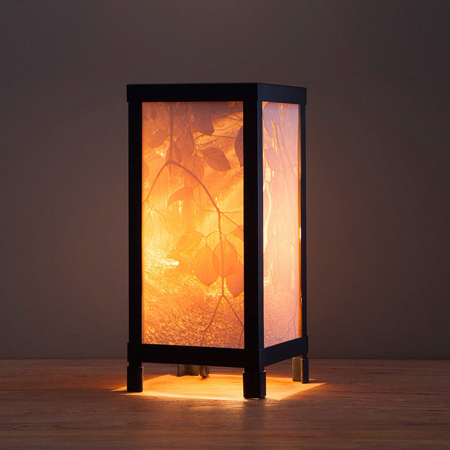Secret Path Luminaire Lamp   UncommonGoods