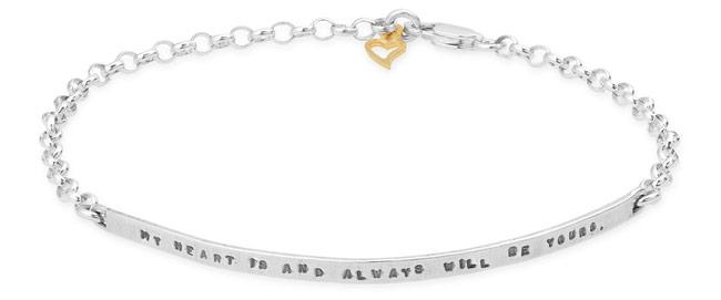 My Heart Bracelet | UncommonGoods