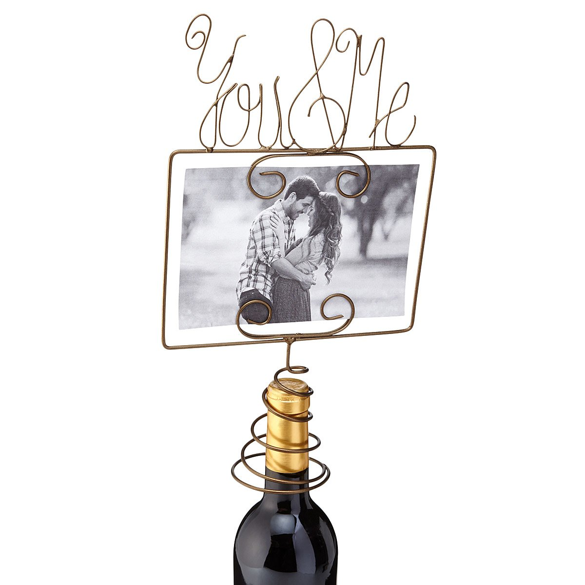 Top The Best Stuff In Your Wine Rack With This Touching Photo Frame For A  Truly Special Valentineu0027s Dinner.