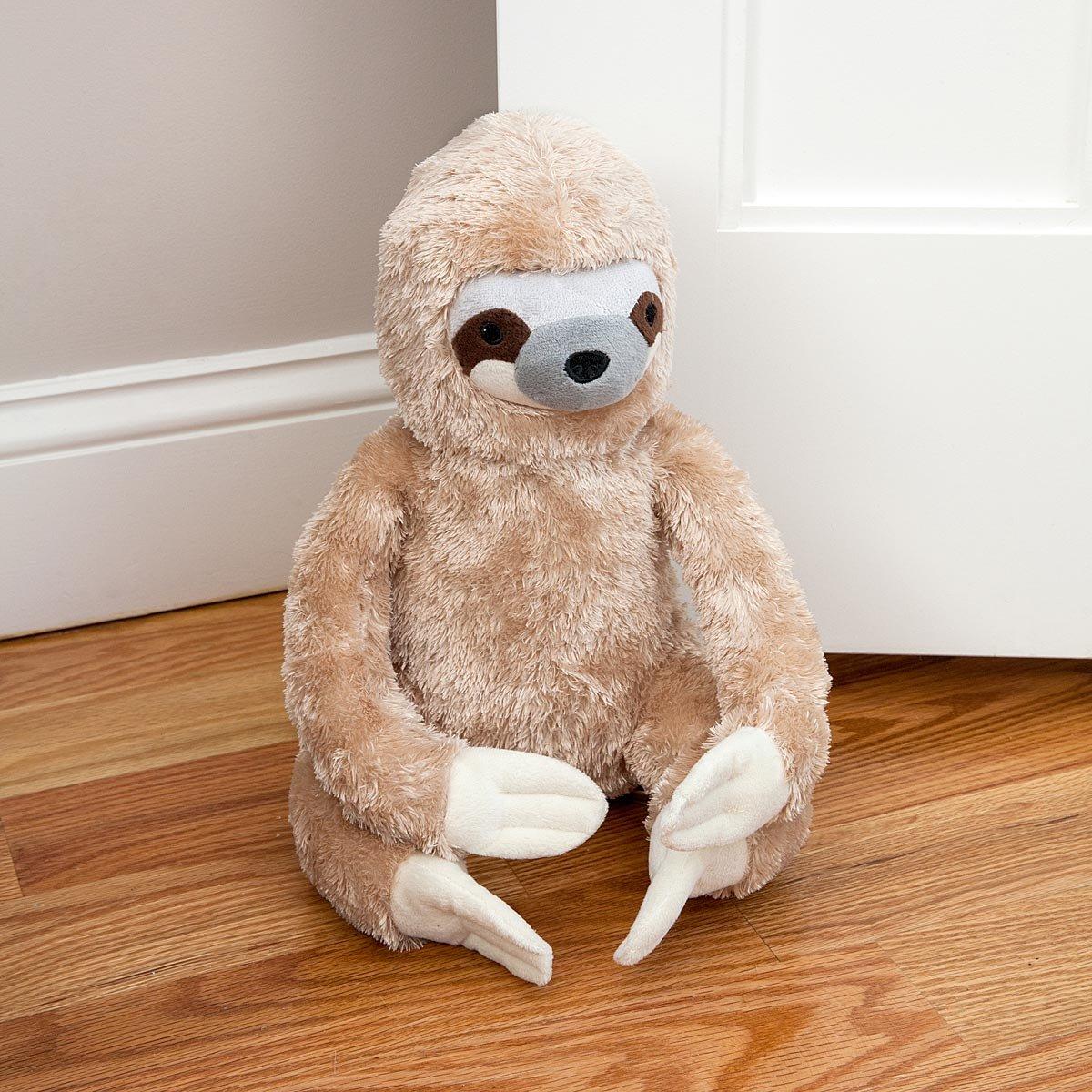 Sloth Butler Doorstop | UncommonGoods