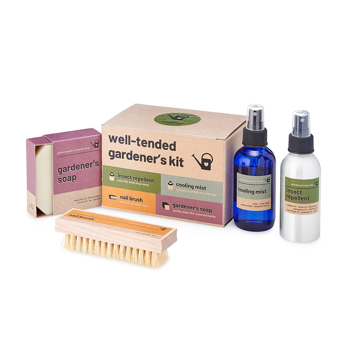 WEll-Tended Gardener's Kit | UncommonGoods