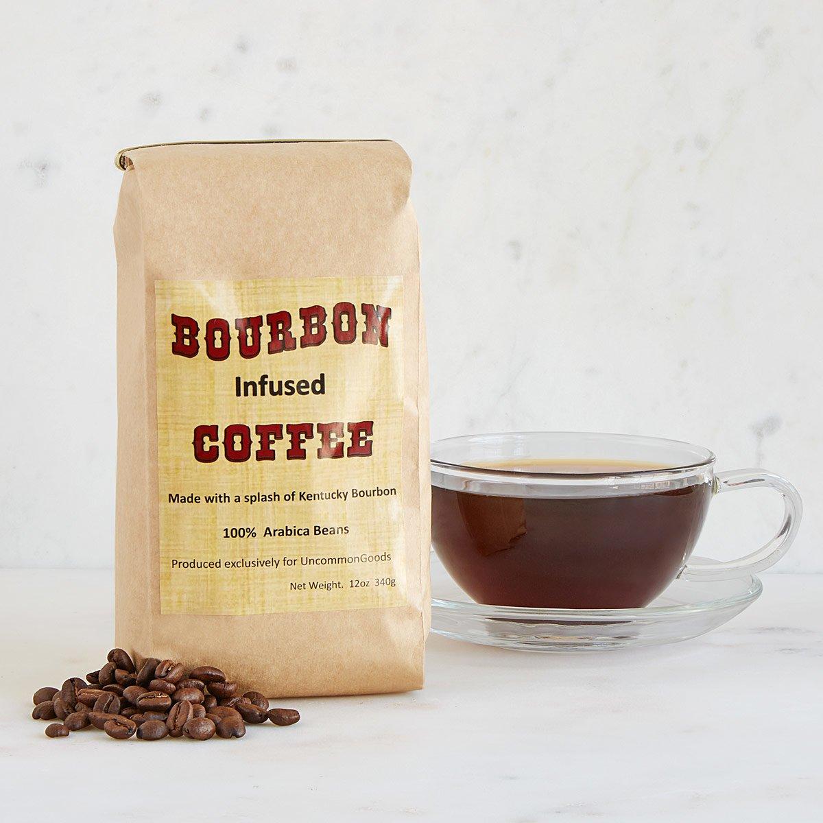 Bourbon Infused Coffee | UncommonGoods