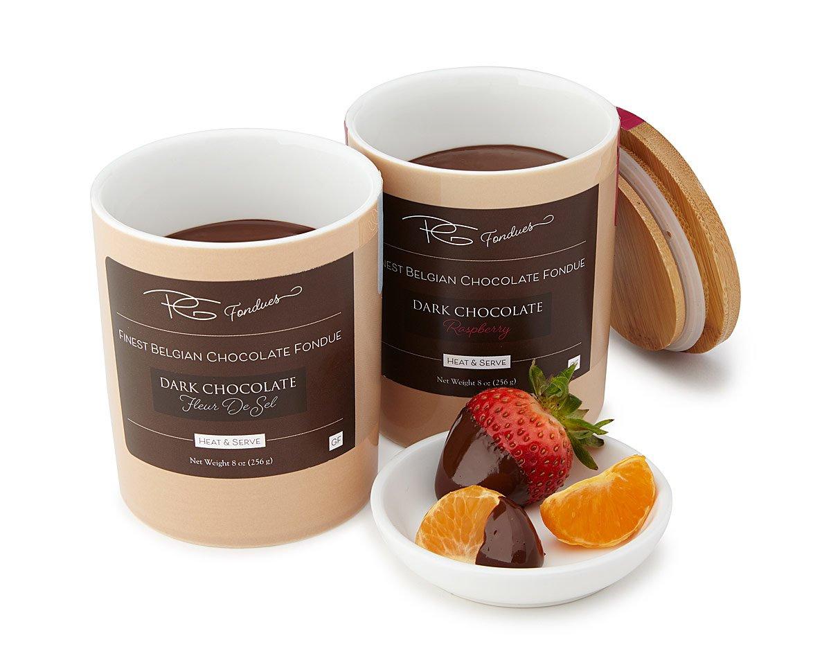 Decadent Chocolate Fondue | UncommonGoods