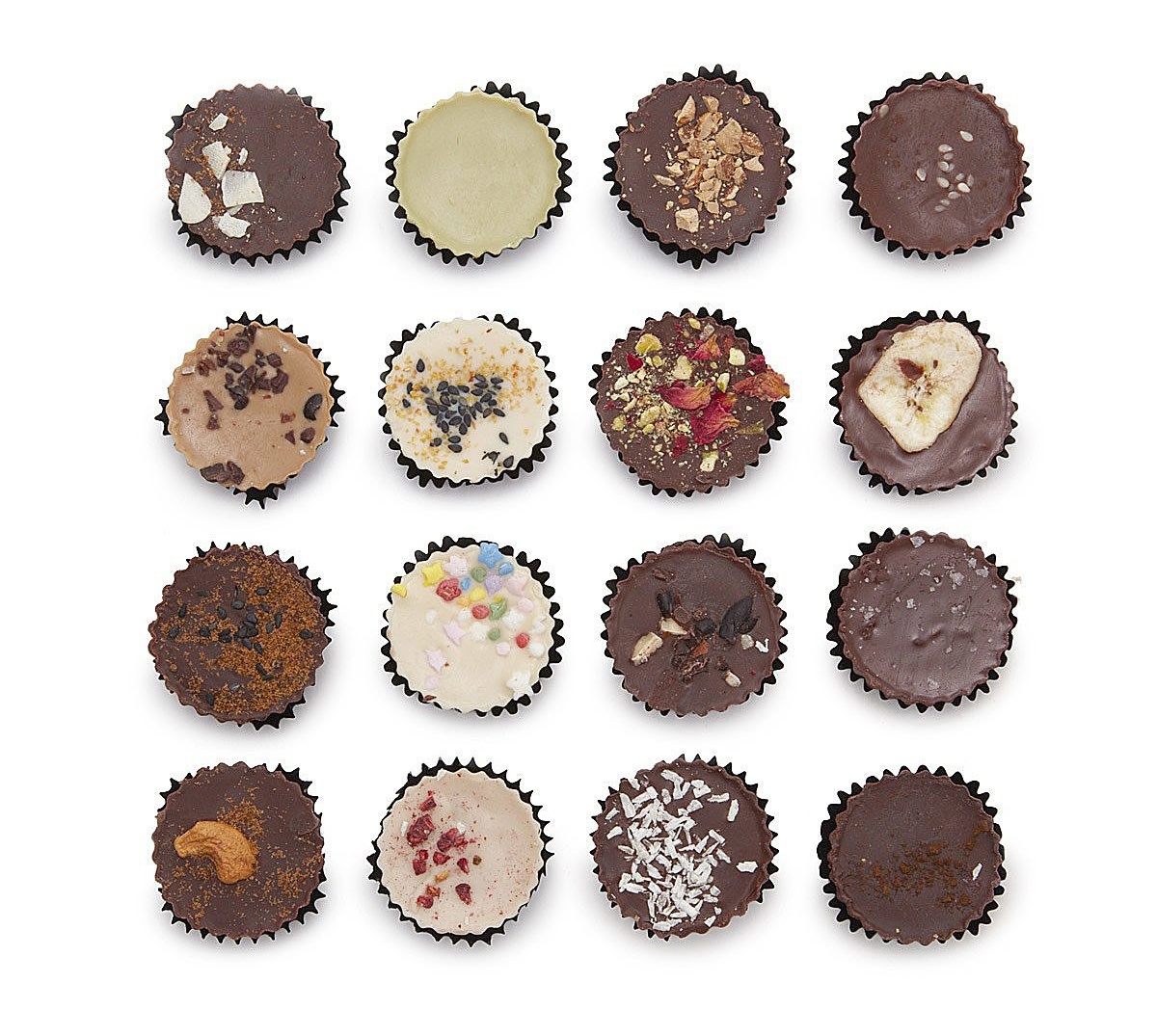 Gourmet Peanut and Nut Butter Cups | UncommonGoods