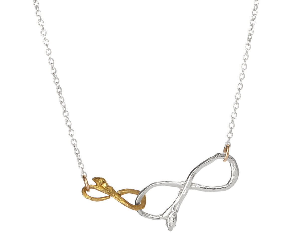 Infinite Connections Necklace | UncommonGoods
