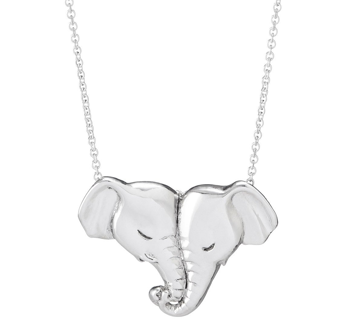 "Love ""Nose"" Necklace 
