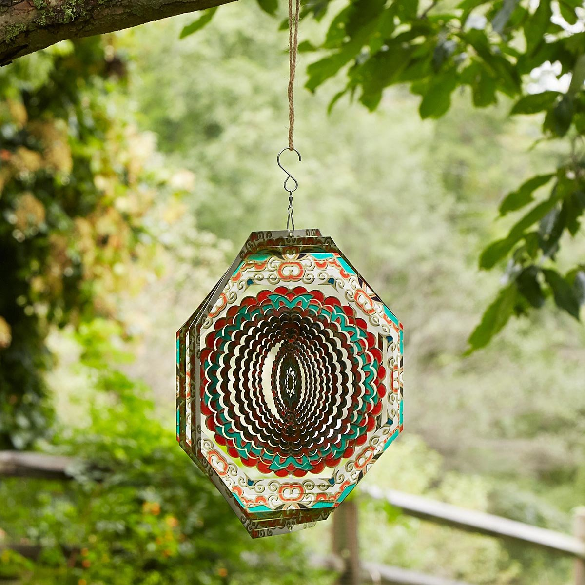 Mandala Wind Spinner | UncommonGoods