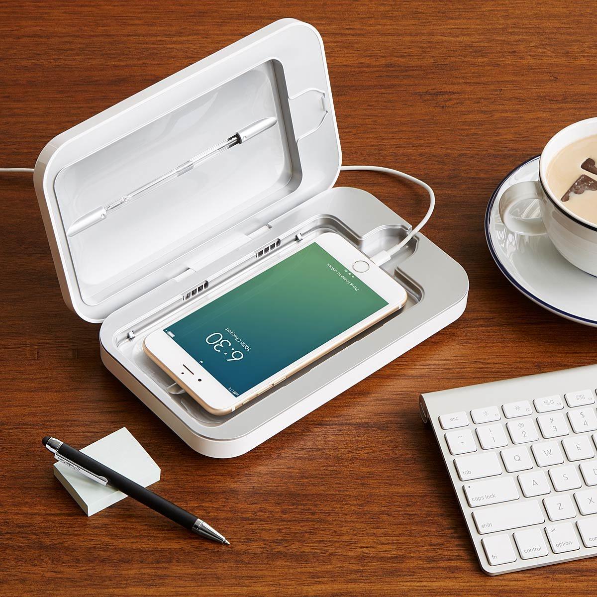 PhoneSoap Smartphone Sanitizer | UncommonGoods