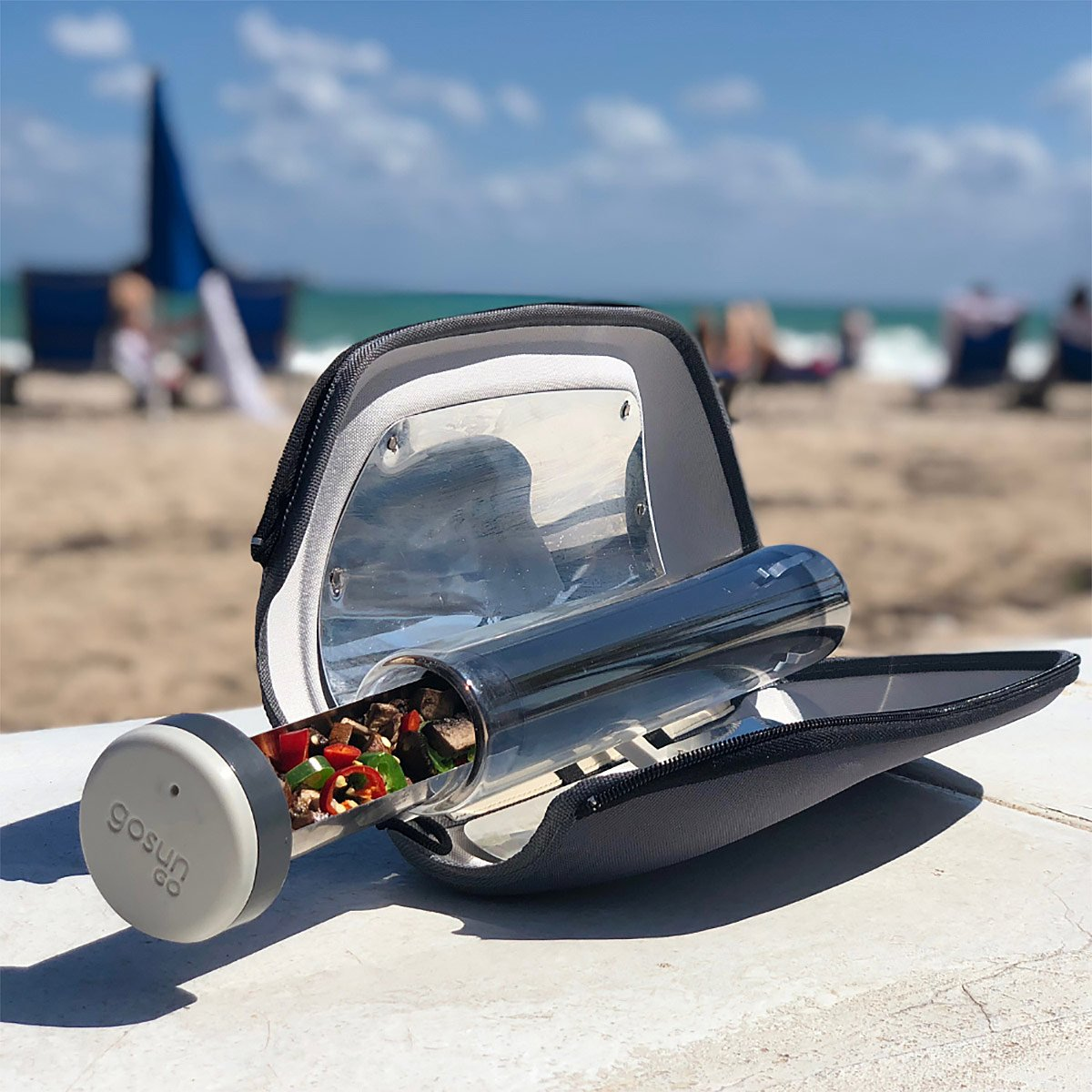 Portable Solar Cooker | UncommonGoods