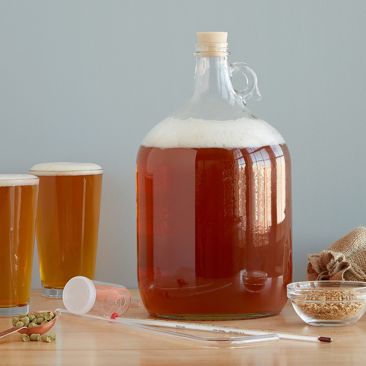 West Coast Style IPA Beer Brewing Kit | UncommonGoods