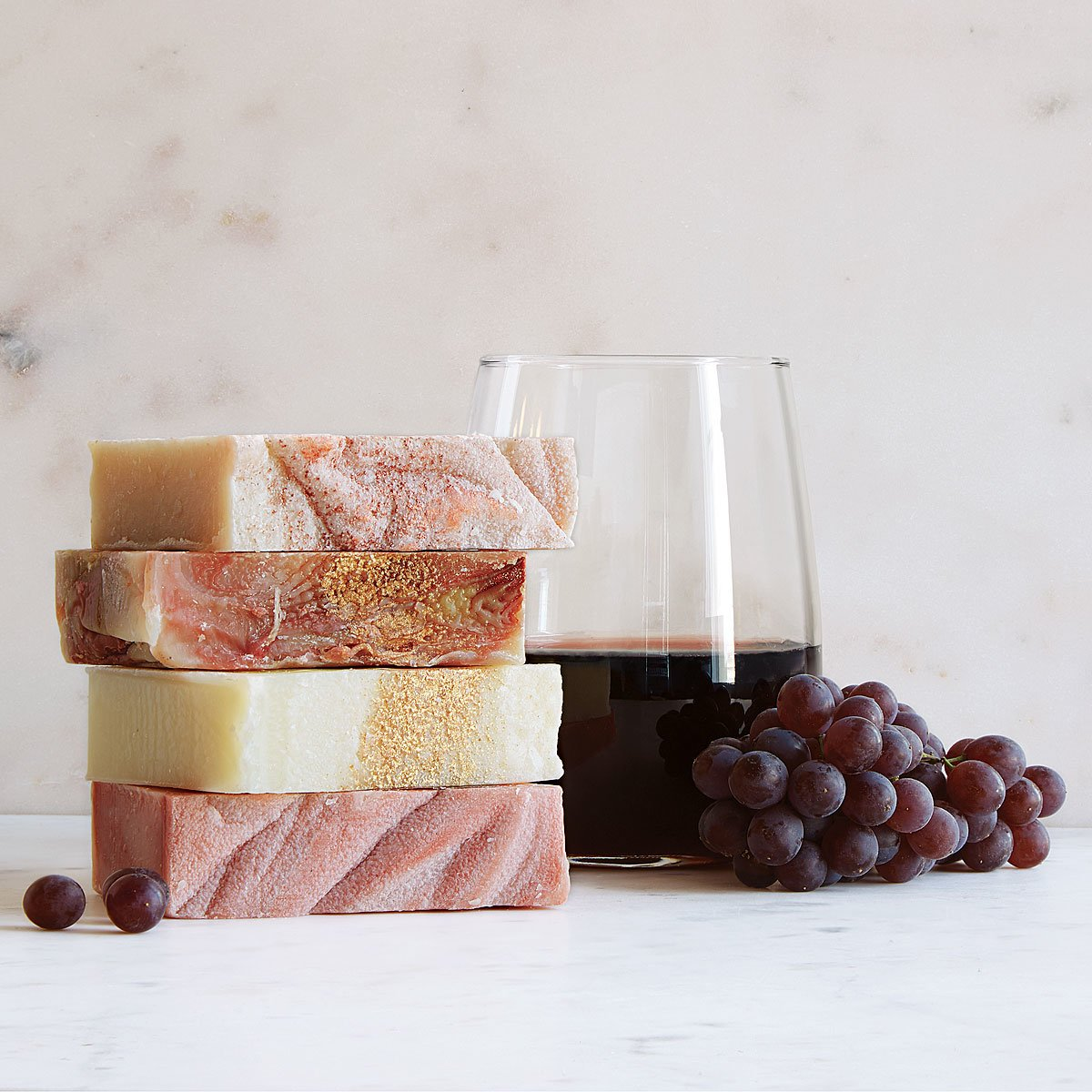 Wine Soaps - Set of 4 | UncommonGoods