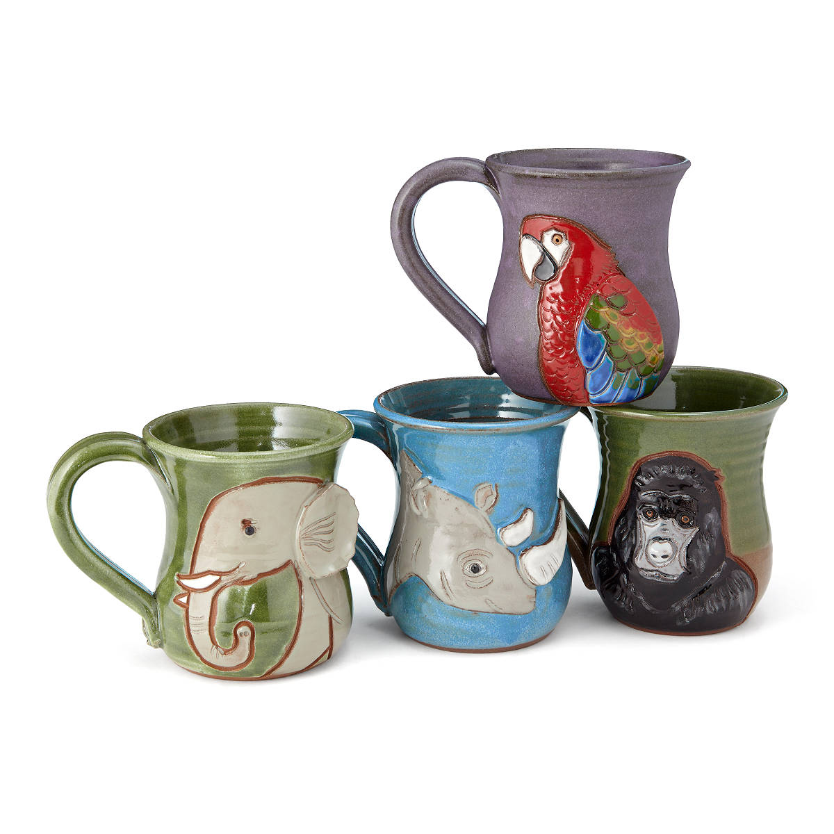 Protect the Animals Mugs | UncommonGoods