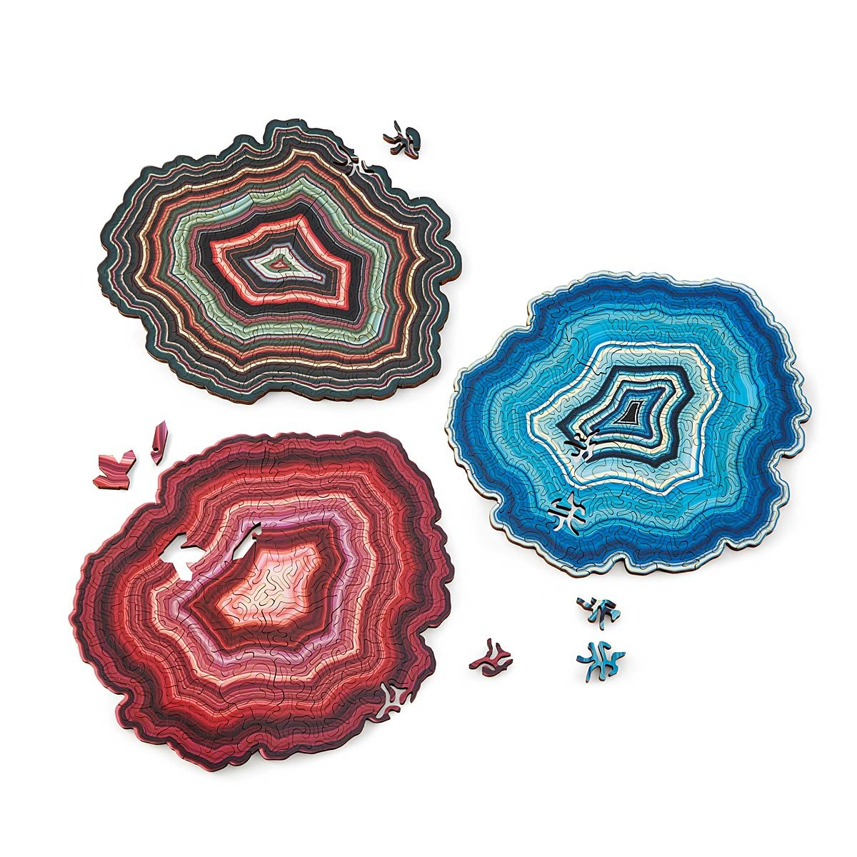 Geode Puzzle | UncommonGoods