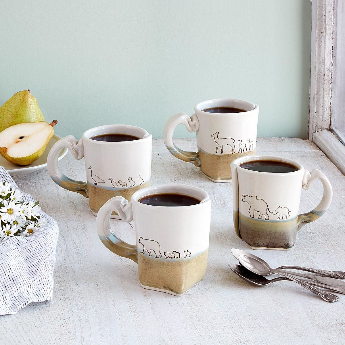 Mother's Love Mugs | UncommonGoods