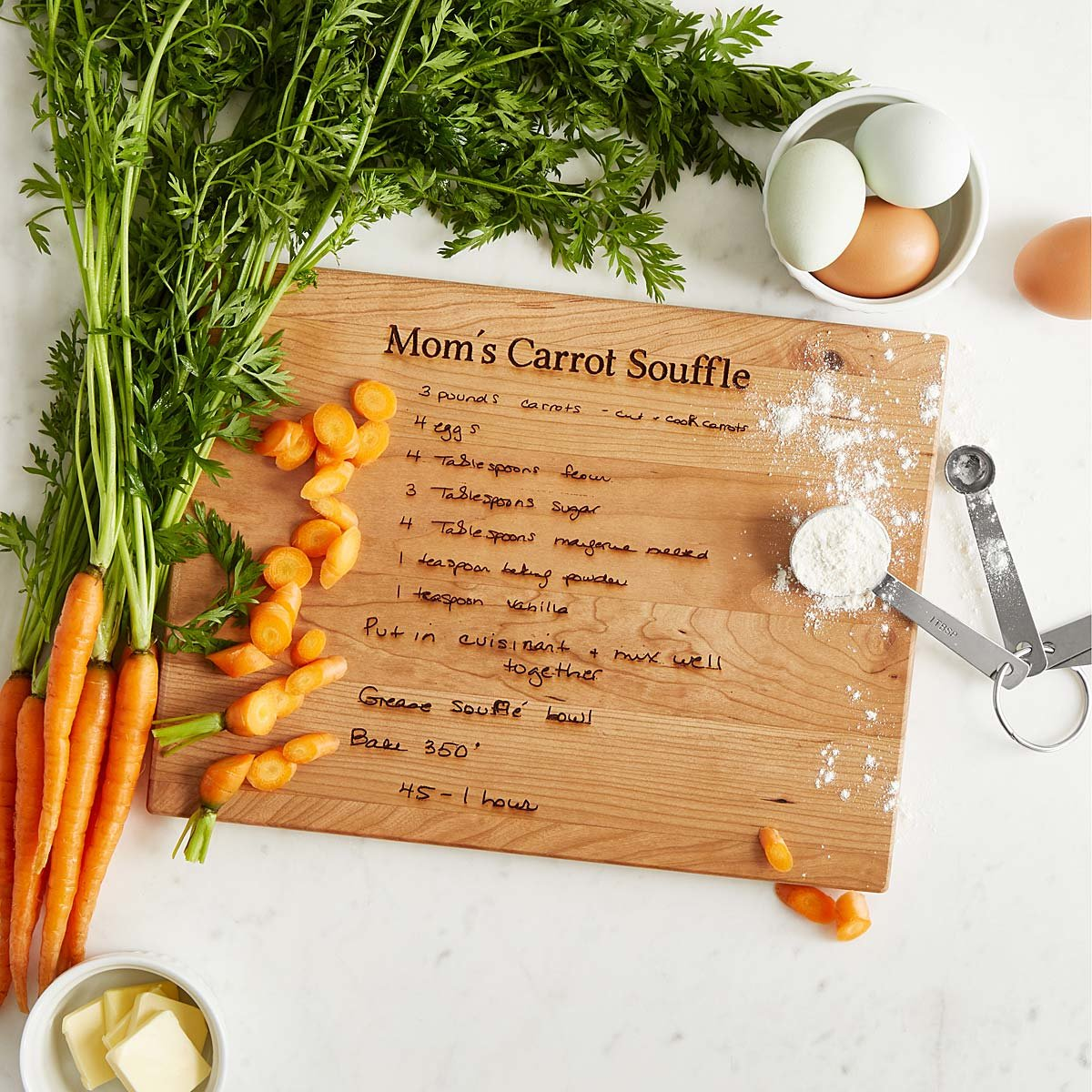 Family Recipe Cutting Board | UncommonGoods