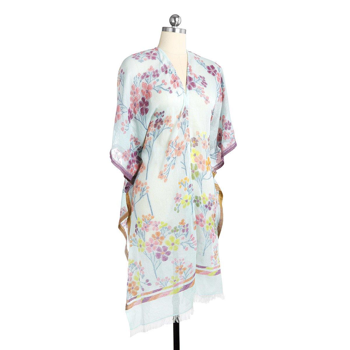 Pocket Full of Posies Kimono | UncommonGoods