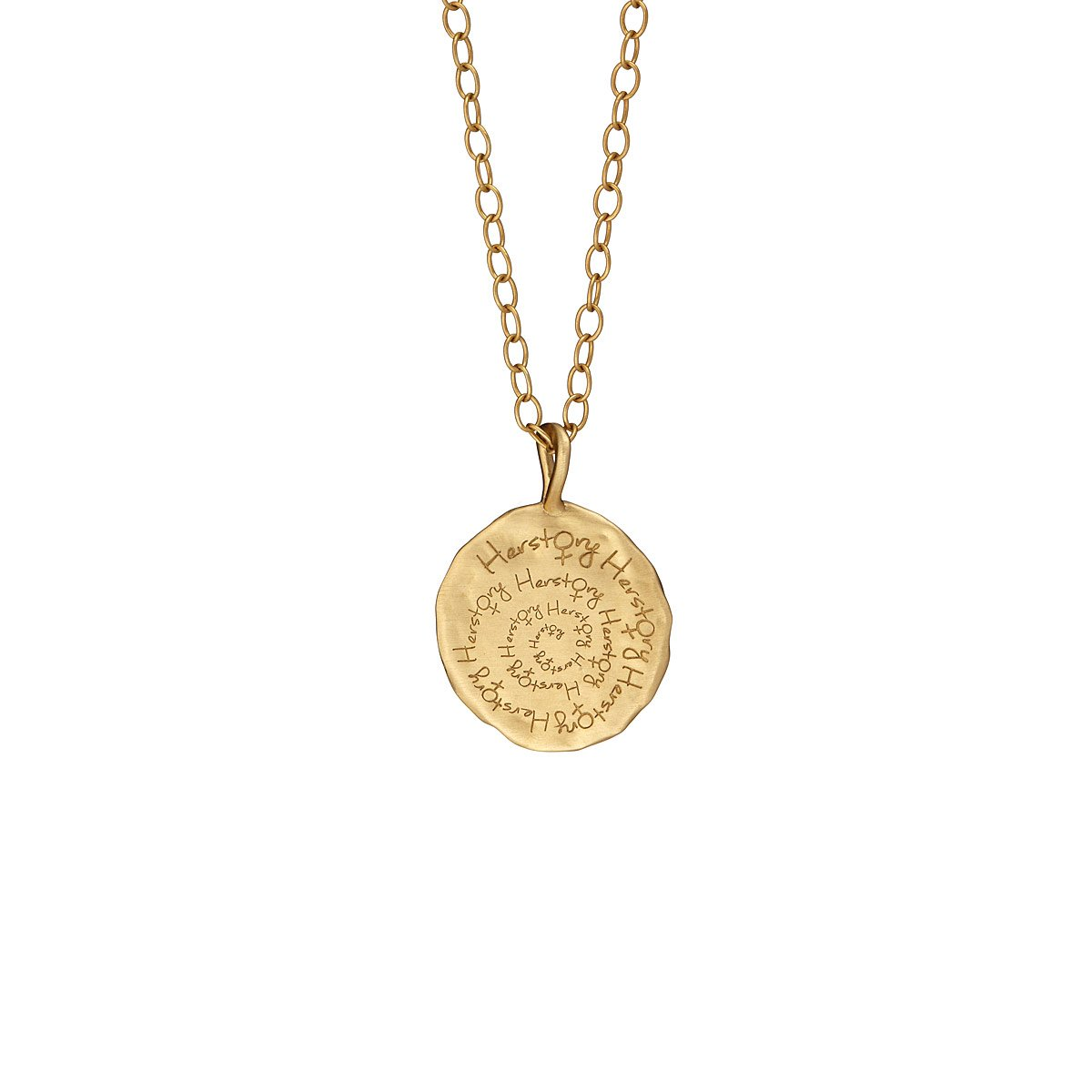 Herstory Necklace | UncommonGoods