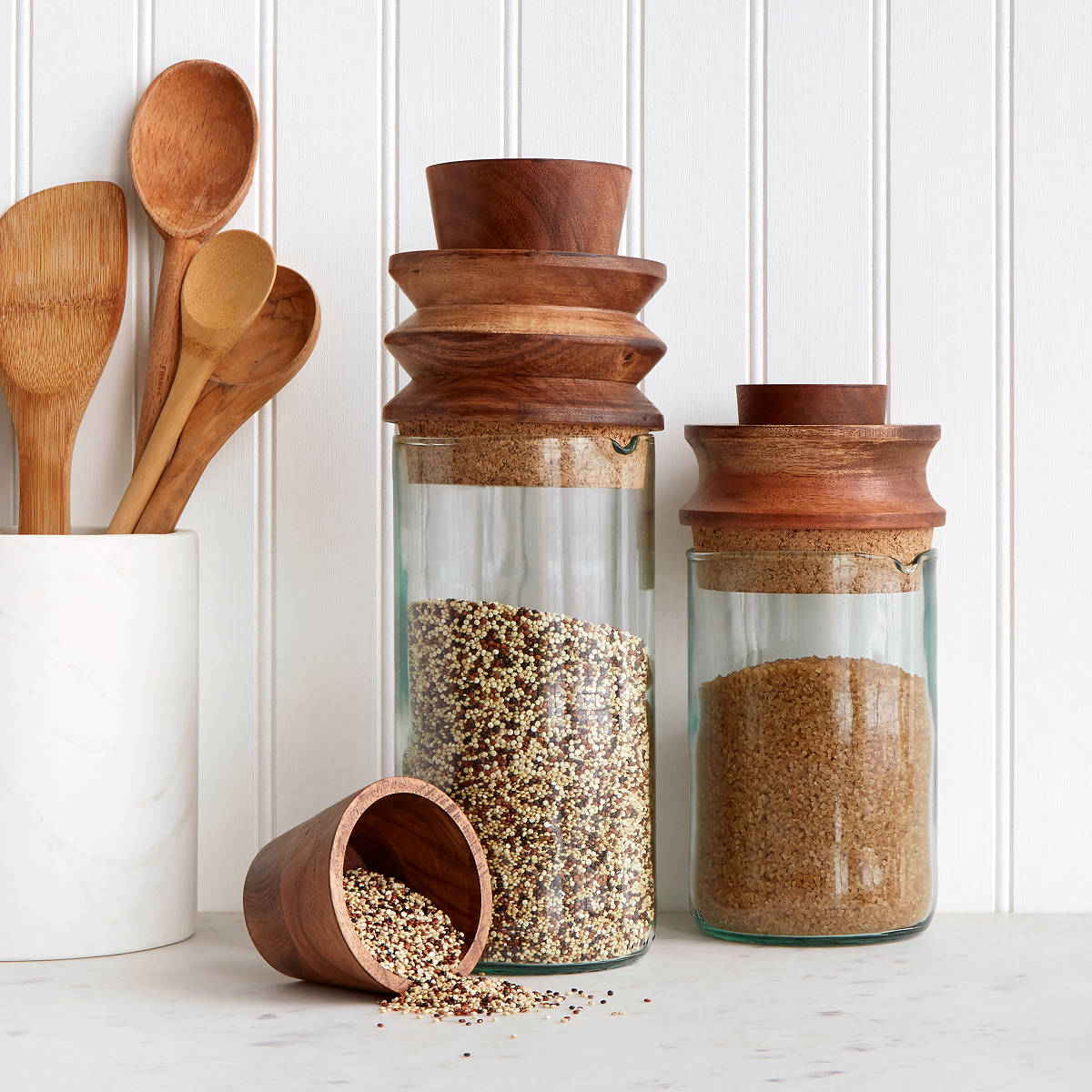 Measure and Store Canisters | UncommonGoods