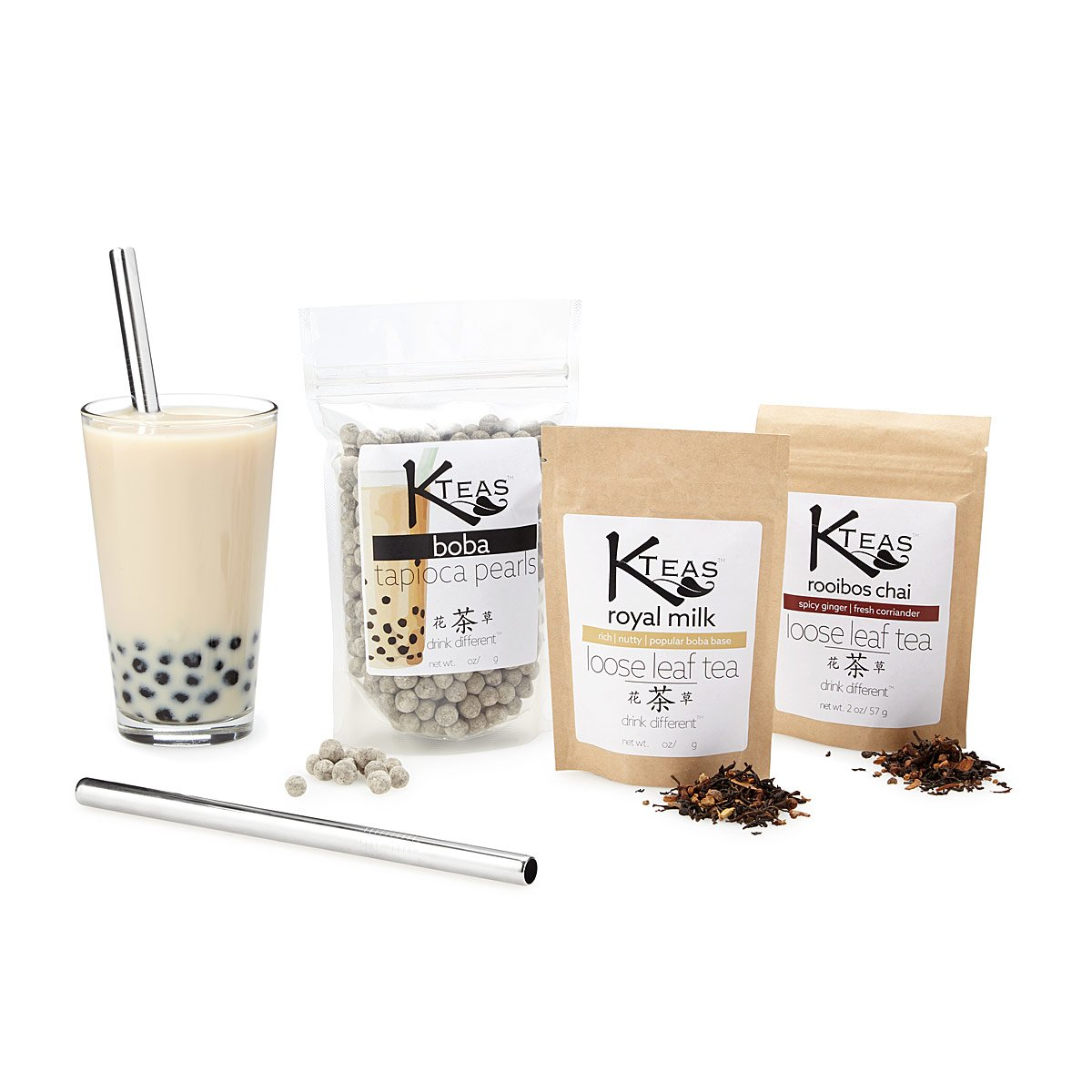 Bubble Tea Kit | UncommonGoods
