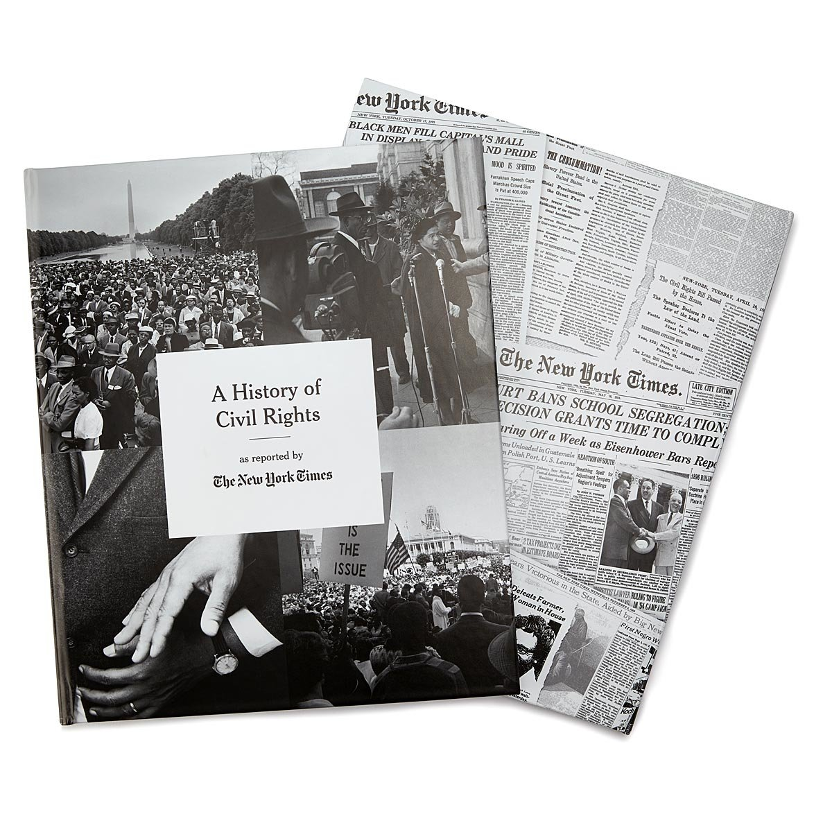 New York Times - A History of Civil Rights | UncommonGoods
