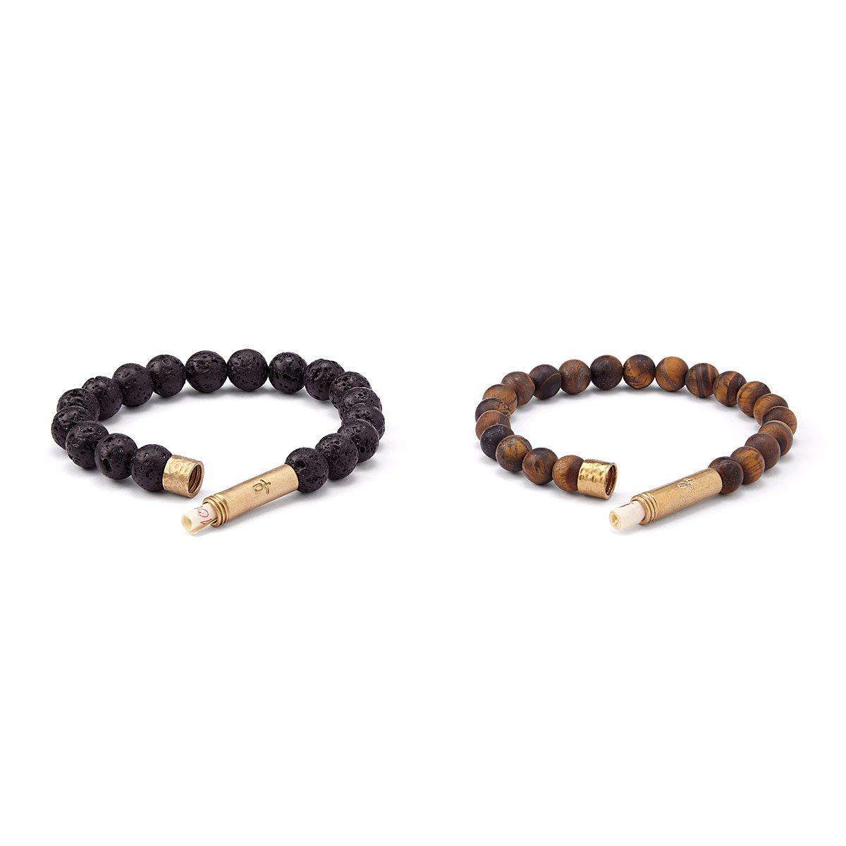 Mens Wishbeads Intention Bracelets | UncommonGoods
