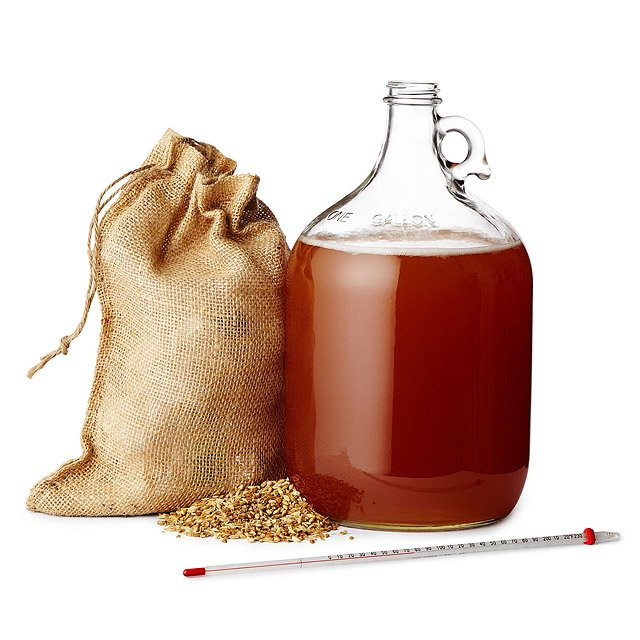 Belgian Golden Ale Beer Brewing Kit | Uncommon Goods