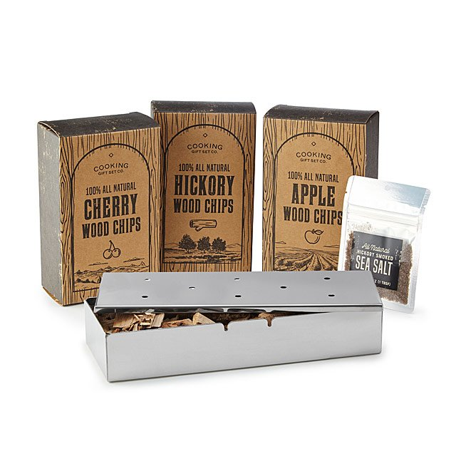 Grill Smoker Gift Set | Uncommon Goods