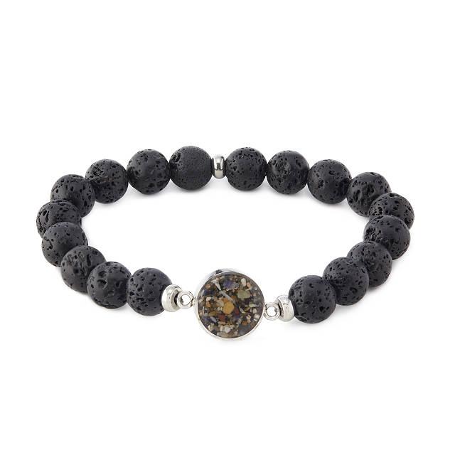 Men's Custom Karma Bracelet | Uncommon Goods