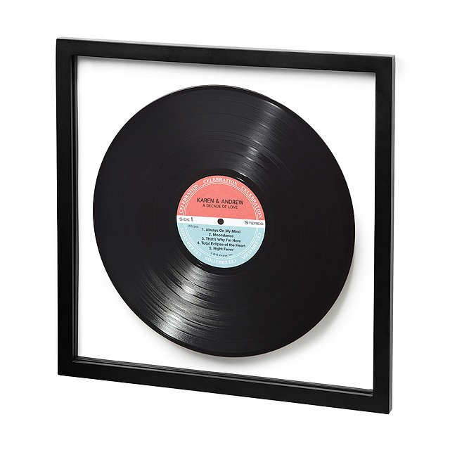 Personalized LP Record | Uncommon Goods