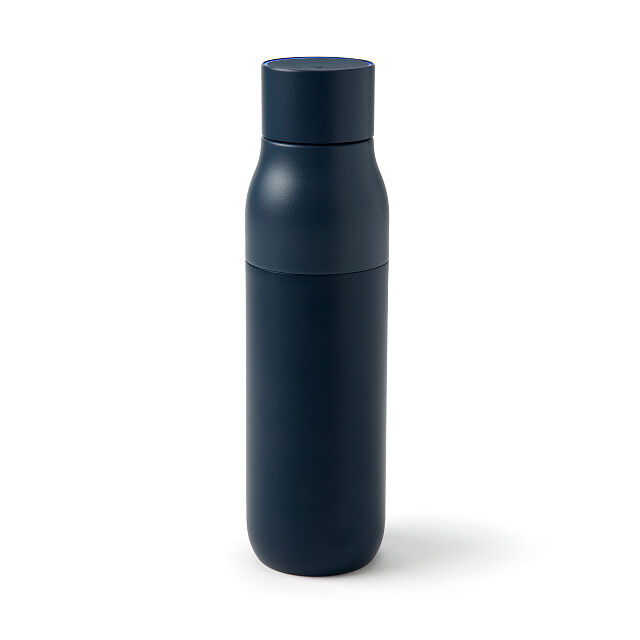 Self-Sanitizing Water Bottle | Uncommon Goods