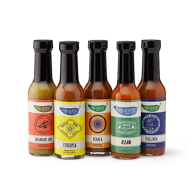Global Hot Sauce Gift Box | UncommongGoods