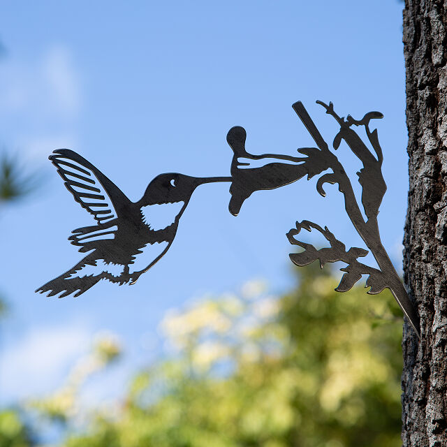 Metal Bird Sculptures | UncommonGoods