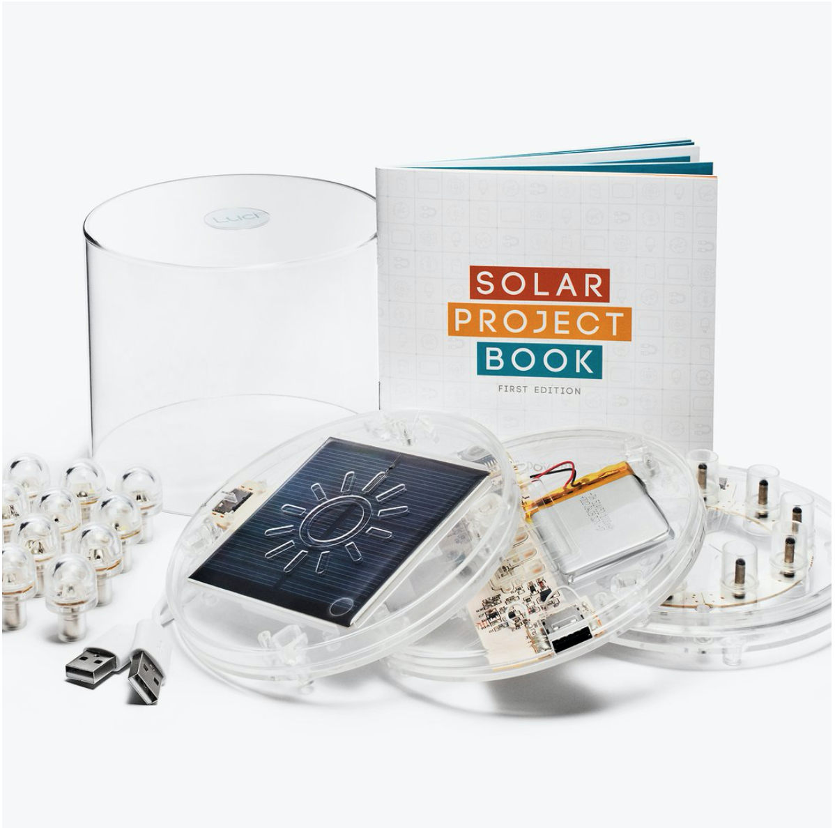 Build-Your-Own Luci: Solar Light Kit | Mpowerd