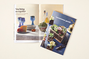 Novelty Gift Catalogs >> Unique Unusual Gifts Catalog Signup Form Uncommongoods