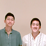 Michael Koh and Brian Quach