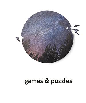 Shop games & puzzles