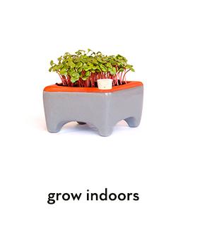 Shop indoor gardens