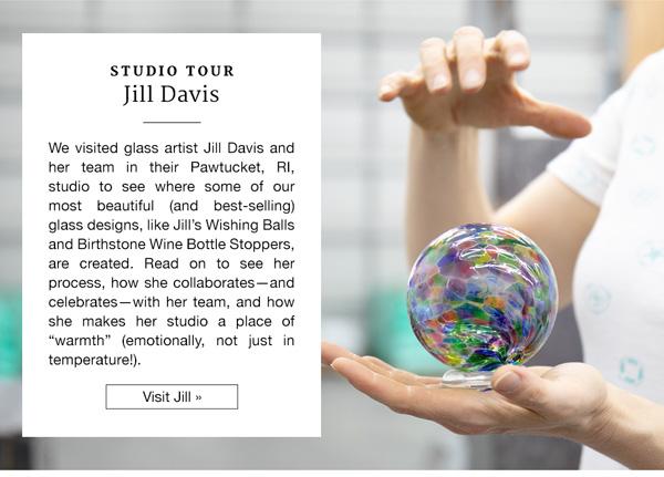 Studio Tour: Jill Davis