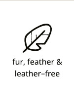 Fur, Feather, and Leather-Free