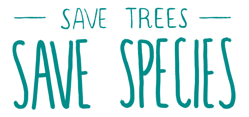 save trees save species