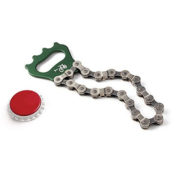 Beer Gifts for Him - Bike Chain Bottle Opener