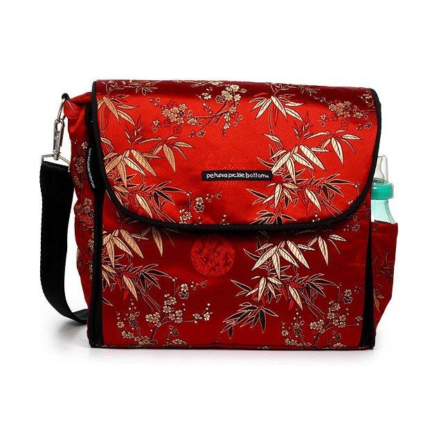 Silk Dragon Diaper Bag