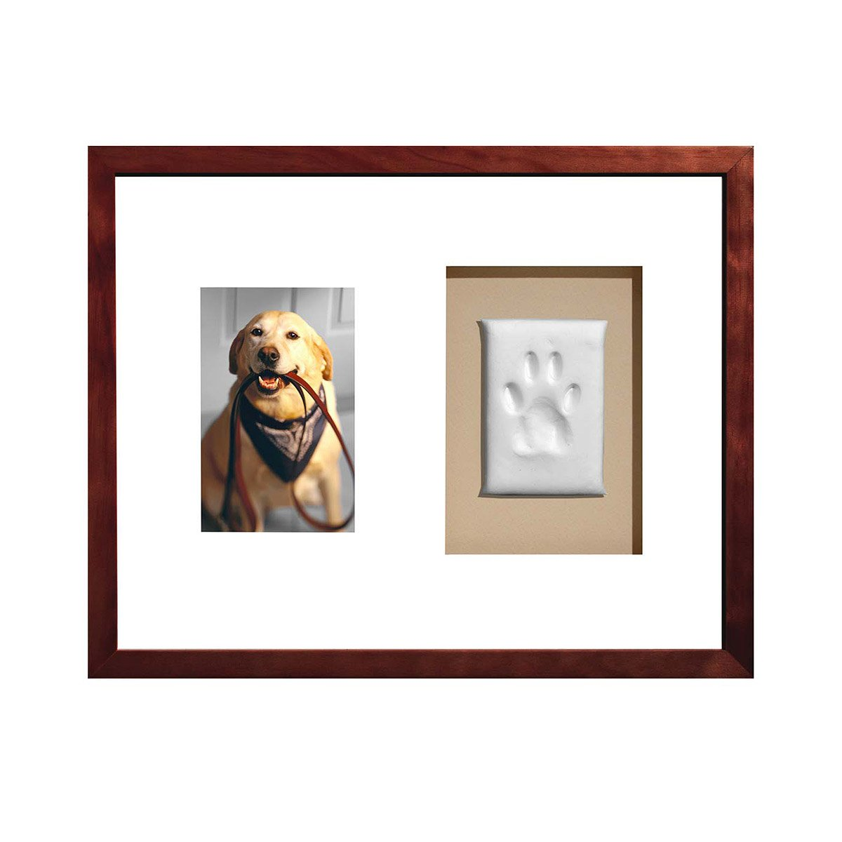 paw prints keepsake frame 1 thumbnail