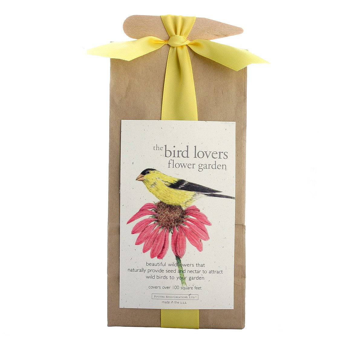 scatter garden kits flower seed sets attract hummingbirds or