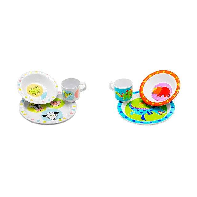 Children S Melamine Dish Sets