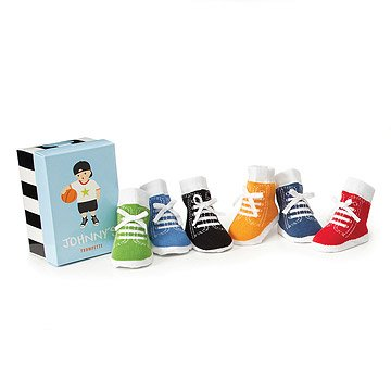 Johnny's Infant Socks - Set of 6